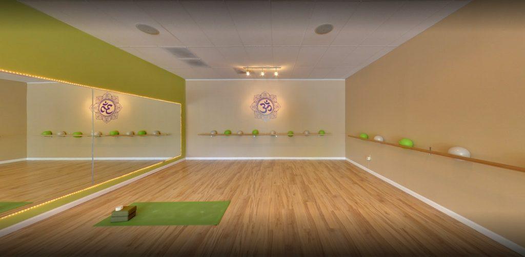 Everbalance Yoga Room