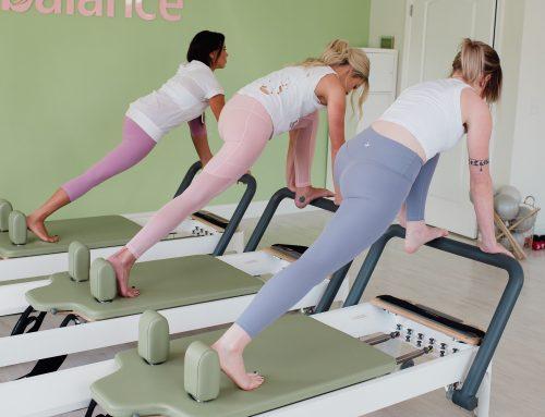 """Pilates Looks SO EASY. It's Girly!"""